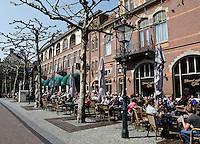Plantage. Terrassen in Kampen