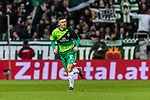 10.02.2019, Weserstadion, Bremen, GER, 1.FBL, Werder Bremen vs FC Augsburg<br /> <br /> DFL REGULATIONS PROHIBIT ANY USE OF PHOTOGRAPHS AS IMAGE SEQUENCES AND/OR QUASI-VIDEO.<br /> <br /> im Bild / picture shows<br /> Milot Rashica (Werder Bremen #11), <br /> <br /> Foto © nordphoto / Ewert