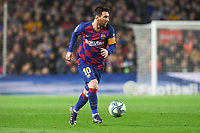 Lionel Messi<br /> <br /> <br /> 18/12/2019 <br /> Barcelona - Real Madrid<br /> Calcio La Liga 2019/2020 <br /> Photo Paco Largo Panoramic/insidefoto <br /> ITALY ONLY