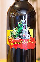 lizard rock chateau de nages rhone france