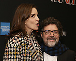 """Tina Fey and Jeff Richmond attends the Broadway Opening Night Performance of """"The Cher Show""""  at the Neil Simon Theatre on December 3, 2018 in New York City."""
