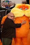 LOS ANGELES, CA - FEB 19: Danny DeVito at the 'Dr. Suess' The Lorax' premiere at Universal Studios Hollywood on February 19, 2012 in Los Angeles, California