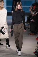 Proenza Schouler<br /> New York Fashion Week<br /> Ready to Wear, Autumn Winter 2019<br /> in New York, USA February 2019.<br /> CAP/GOL<br /> &copy;GOL/Capital Pictures
