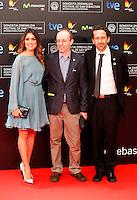 Adriana Ugarte posses in the photocall of the 61 San Sebastian Film Festival, in San Sebastian, Spain. September 20, 2013. (ALTERPHOTOS/Victor Blanco) /NortePhoto