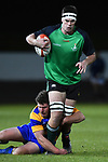 NELSON, NEW ZEALAND - Division 1 Rugby - Marist v Wanderers. Trafalgar Park, Nelson, New Zealand. Wednesday 15 July 2020. (Photo by Chris Symes/Shuttersport Limited)