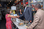 SBS National Black Business Month Small Business Tour in Bedford-Stuyvesant Brooklyn
