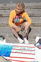 OWS @ UNION SQUARE PARK 04/19/12