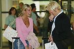 CL 2004/2005 -  Rueckkehr Werder Bremen<br /> <br /> Pekka Lagerblom (rechts) von Werder Bremen mit seiner Freundin Anna Maria ( Schwester con Sarah Conners ) nach der verspaeteten Ankunft auf dem Bremer Flughafen.<br /> <br /> Foto © nordphoto - Ruediger Lampe<br /> <br />  *** Local Caption *** Foto ist honorarpflichtig! zzgl. gesetzl. MwSt.<br />  Belegexemplar erforderlich<br /> Adresse: nordphoto<br /> Georg-Reinke-Strasse 1<br /> 49377 Vechta