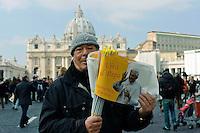 La domenica dell'Angelus del Papa dimissionario