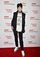 BEVERLY HILLS, CA - FEBRUARY 04: Diane Warren attends the 18th Annual AARP The Magazine's Movies For Grownups Awards at the Beverly Wilshire Four Seasons Hotel on February 04, 2019 in Beverly Hills, California.<br /> CAP/ROT/TM<br /> &copy;TM/ROT/Capital Pictures