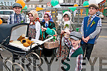 St Patricks Day Parade, Listowel: Taking part in the Listowel St.Patrick's Day parade in Listowel were Liam Roos, Katie Egan, Ava O'Donnell, Caitlin & Aidan Roos & Shane Browne in front.