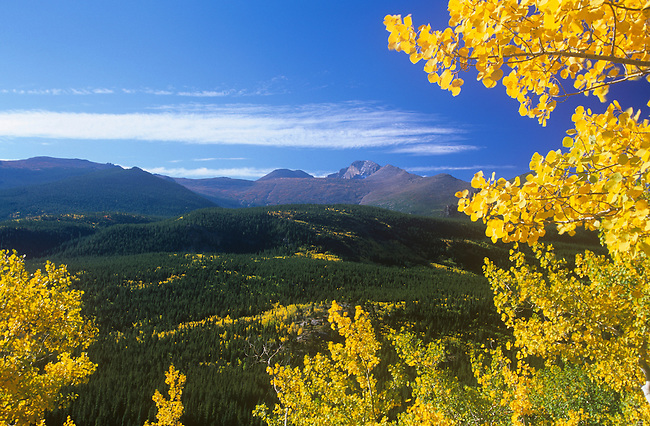 Long's Peak, Rocky Mountain National Park, Colorado