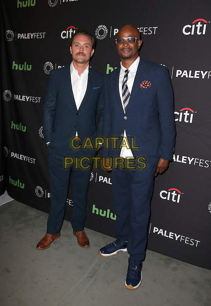 08 September 2016 -  Beverly Hills, California - Clayne Crawford, Damon Wayans, Sr.. The Paley Center For Media's PaleyFest 2016 Fall TV Preview: Lethal Weapon - FOX held at The Paley Center for Media.       <br /> CAP/ADM/FS<br /> &copy;FS/ADM/Capital Pictures