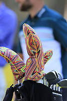 Andy Sullivan (ENG) headcovers on the 10th tee during Saturday's Round 3 of the 2018 Turkish Airlines Open hosted by Regnum Carya Golf &amp; Spa Resort, Antalya, Turkey. 3rd November 2018.<br /> Picture: Eoin Clarke | Golffile<br /> <br /> <br /> All photos usage must carry mandatory copyright credit (&copy; Golffile | Eoin Clarke)