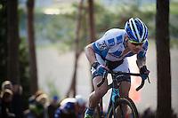 Simon Zahner (SUI/EKZ)<br /> <br /> UCI Cyclocross World Cup Heusden-Zolder 2015