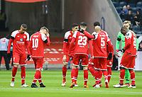 Spieler des FSV Mainz 05 - 17.03.2018: Eintracht Frankfurt vs. 1. FSV Mainz 05, Commerzbank Arena