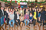 21st Birthday : Orla Lane, centre front, Kilmorna, Listowel, celebrating her 21st birthday with family & friends at Kirby's Lanterns Hotel, Tarbert on Monday night, 27th December.