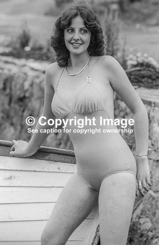Bernice McElroy, winner, title, Mary from Dungloe, June, 1978, 197806000210a<br /><br />Copyright Image from Victor Patterson, 54 Dorchester Park, <br />Belfast, UK, BT9 6RJ<br /><br />t1: +44 28 9066 1296 (from Rep of Ireland 048 9066 1296)<br />t2: +44 28 9002 2446 (from Rep of Ireland 048 9002 2446)<br />m: +44 7802 353836<br /><br />victorpatterson@me.com<br />www.victorpatterson.com<br /><br />Please see my Terms and Conditions of Use at VICTORPATTERSON.COM. It is IMPORTANT that you familiarise yourself with them.<br /><br />Images used on the Internet must be visibly watermarked i.e. &copy;VICTORPATTERSON.COM within the body of the image and copyright metadata must not be deleted. Images used on the Internet have a size restriction of 4kbs and are chargeable at the then current NUJ rates.<br /><br />This image is only available for the use of the download recipient i.e. television station, newspaper, magazine, book publisher, etc, and must not be passed on to any third party. It is also downloaded on condition that each and every usage is notified within 7 days to victorpatterson@me.com<br /><br />The right of Victor Patterson to be identified as the author is asserted in accordance with The Copyright Designs And Patents Act (1988).
