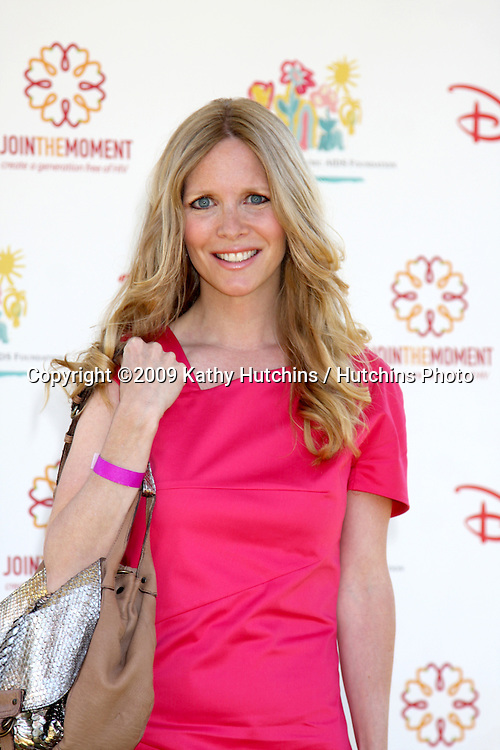 "Lauralee Bell  arriving at ""A Time For Heroes Celebrity Carnival"" benefiting the Elizabeth Glaser Pediatrics AIDS Foundation at the Wadsworth Theater Grounds in Westwood , CA on June 7, 2009 .©2009 Kathy Hutchins / Hutchins Photo."
