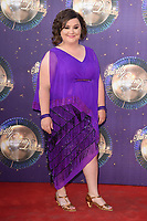 Susan Calman<br /> at the launch of the new series of &quot;Strictly Come Dancing, New Broadcasting House, London. <br /> <br /> <br /> &copy;Ash Knotek  D3298  28/08/2017
