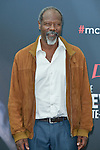 Martial Jean Michel poses at a photocall for the TV series 'Profilage' during the 55th Monte Carlo TV Festival on June 13, 2015 in Monte-Carlo, Monaco