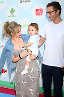 LOS ANGELES - SEP 23:  Ashley Jones, Hayden Hendricks, Joel Hendriks at the 6th Annual Red CARpet Safety Awareness Event at the Sony Pictures Studio on September 23, 2017 in Culver City, CA