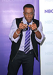 Arsenio Hall arriving at the NBCUniversal Press Tour All Star Party 2012, held at The Athenaeum in Pasadena, CA. January 6, 2012