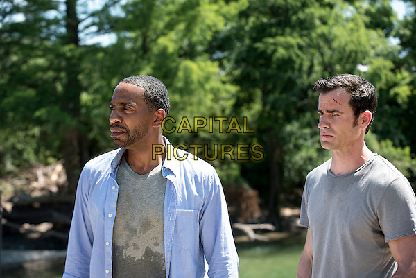 The Leftovers  (2014-)<br /> (Season2)<br /> Kevin Carroll, Justin Theroux<br /> *Filmstill - Editorial Use Only*<br /> CAP/FB<br /> Image supplied by Capital Pictures