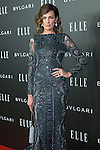 Nieves Alvarez attend the Photocall of the ELLE STYLE AWARDS at Italian Embassy in Madrid, Spain. March 17, 2014. (ALTERPHOTOS/Carlos Dafonte)
