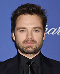 PALM SPRINGS, CA - JANUARY 02: Actor Sebastian Stan arrives at the 29th Annual Palm Springs International Film Festival Film Awards Gala at Palm Springs Convention Center on January 2, 2018 in Palm Springs, California.