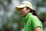 CHON BURI, THAILAND - FEBRUARY 19:  M.J. Hur of South Korea walks on the 18th tee during day three of the LPGA Thailand at Siam Country Club on February 19, 2011 in Chon Buri, Thailand. Photo by Victor Fraile / The Power of Sport Images