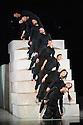 Eastman - Sidi Larbi Cherkaoui brings PUZ/ZLE to Sadler's Wells. Dancers are: Navala Chaudhari, Leif Federico Firnhaber, Damien Fournier, Ben Fury, Louise Michel Jackson, Kazutomi Kozuki, Sang-Hun Lee, Shintaro Oue, Valgerdur Runarsdottir, Helder Seabra, Michael Watts.