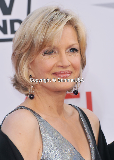 Diane Sawyer _46   -<br /> AFI  Life Achivement Awards- Mike Nichols on the Sony Studio Lot In Los Angeles.