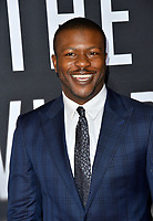 """LOS ANGELES, CA: 24, 2020: Edwin Hodge at the premiere of """"The Invisible Man"""" at the TCL Chinese Theatre.<br /> Picture: Paul Smith/Featureflash"""