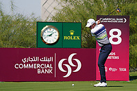 during Round 1 of the Commercial Bank Qatar Masters 2020 at the Education City Golf Club, Doha, Qatar . 05/03/2020<br /> Picture: Golffile | Thos Caffrey<br /> <br /> <br /> All photo usage must carry mandatory copyright credit (© Golffile | Thos Caffrey)