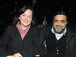 Shafiq and Maura Khan pictured at the jason Byrne show in the Barbican Centre. Photo:Colin Bell/pressphotos.ie