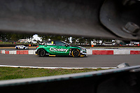 Round 10 of the 2018 British Touring Car Championship.  #15 Tom Oliphant. Ciceley Motorsport. Mercedes Benz A-Class