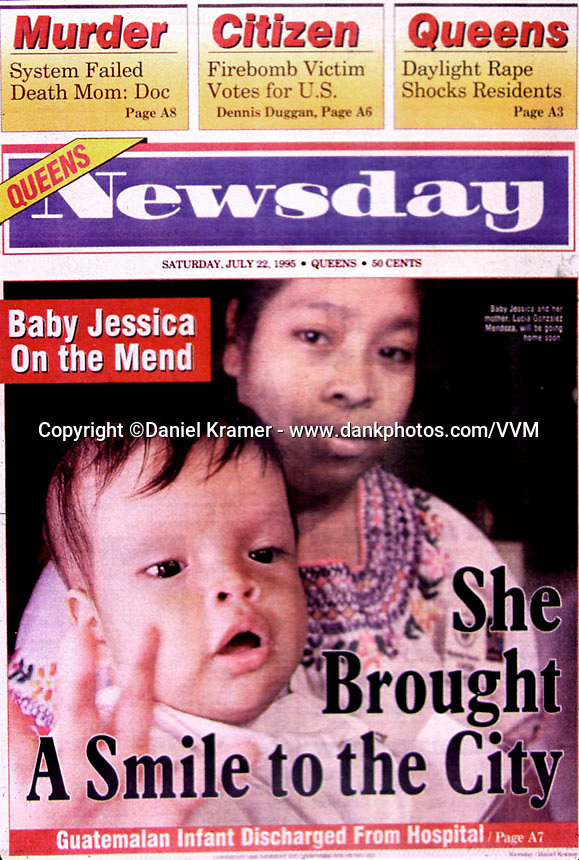 My second cover - 1995