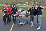 O Plate, Junior 2 Stroke, Rowrah, SAS Motorsport, Jake Walker, Wright, Dean Golba, Paul Hardy, Scott Walker