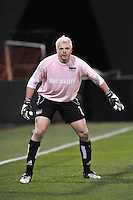 Kevin Hartman...Kansas City Wizards were defeated 3-2 by Seattle Sounders at Community America Ballpark, Kansas City, Kansas.
