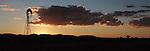 Rural Sunset - Western NSW