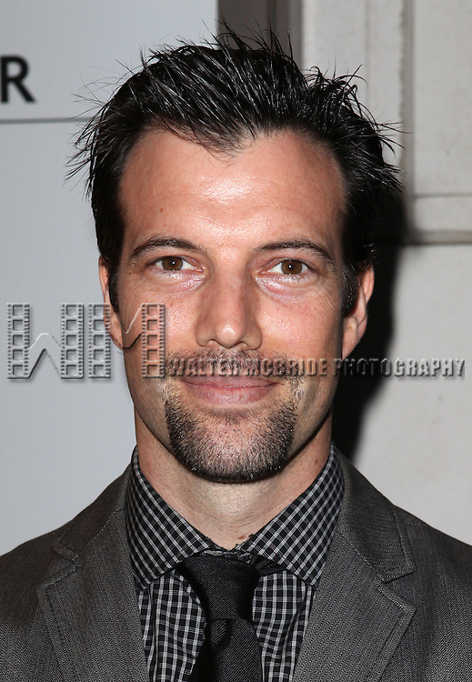 Lorenzo Pisone attending the Broadway Opening Night Performance of 'An Enemy of the People' at the Samuel J. Friedman Theatre in New York. Sept. 27, 2012