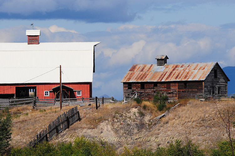 Eureka barns