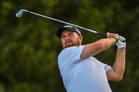 Shane Lowry (IRL) watches his tee shot on 17 during round 2 of the Arnold Palmer Invitational at Bay Hill Golf Club, Bay Hill, Florida. 3/8/2019.<br /> Picture: Golffile | Ken Murray<br /> <br /> <br /> All photo usage must carry mandatory copyright credit (&copy; Golffile | Ken Murray)