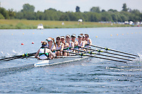 Race: 43  Event: Women's Challenge Eights - Open - SF C/D 1<br /> <br /> National Schools Regatta 2018<br /> Sunday<br /> <br /> To purchase this photo, or to see pricing information for Prints and Downloads, click the blue 'Add to Cart' button at the top-right of the page.