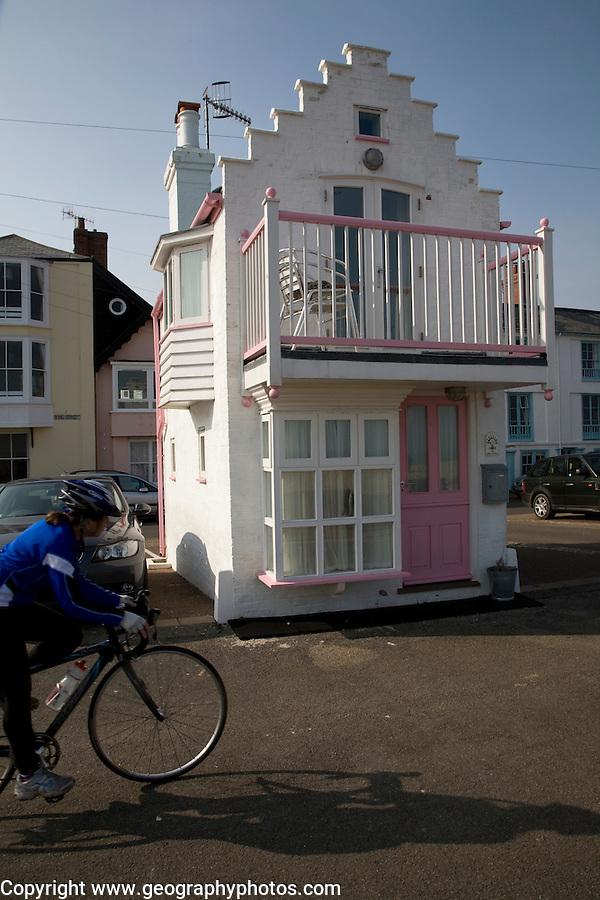 Fantasia miniature house, Aldeburgh, Suffolk, England