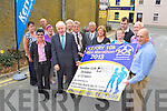 The Carers Association Kerry 10k Mini Marathon launch at the Carers Association, Rock Street, Tralee on Friday by Minister for Arts, Heritage and the Gaeltacht Jimmy Deenihan.