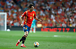 Spain's Mikel Oyarzabal during the Qualifiers - Group B to Euro 2020 football match between Spain and Sweden on 10th June, 2019 in Madrid, Spain. (ALTERPHOTOS/Manu Reino)