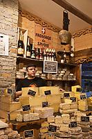Europe/France/Rhône-Alpes/73/Savoie/Vallée de Belleville/Val-Thorens: Epicerie , fromagerie: La Ferme de Thorens