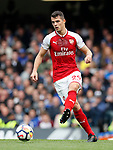 Arsenal's Granit Xhaka in action during the premier league match at Stamford Bridge Stadium, London. Picture date 17th September 2017. Picture credit should read: David Klein/Sportimage